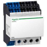 Schneider Electric Prisma Plus G Колодка распределительная Distribloc 4P 63A подключение сверху купить в интернет-магазине Азбука Сантехники