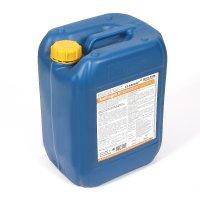 Теплоноситель Clariant 22 кг для систем отопления желтый Antifrogen N этиленгликоль купить в интернет-магазине Азбука Сантехники