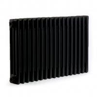 Радиатор стальной трубчатый IRSAP TESI 30565/10 CL.10 (RAL9005 черный) Т30, 10 секций, боковое подключение купить в интернет-магазине Азбука Сантехники