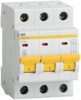 IEK ВА47-29 Автомат 3P 6A (D) 4,5kA купить в интернет-магазине Азбука Сантехники