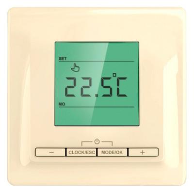 Терморегулятор Теплолюкс TP 515 кремовый купить в интернет-магазине Азбука Сантехники
