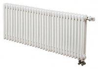 Трубчатый радиатор 3-трубный Arbonia 3057 28 секций N69 твв, белый RAL 9016 (нижнее подключение) купить в интернет-магазине Азбука Сантехники