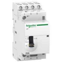 Schneider Electric Acti 9 iCT Контактор модульный 25A 230…240V 50Гц 2НО+2НЗ купить в интернет-магазине Азбука Сантехники