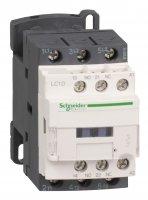 Schneider Electric Контактор D 3P 25A НО+НЗ 220В 50/60 Гц зажим под кольцевой наконечник купить в интернет-магазине Азбука Сантехники