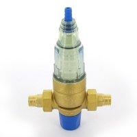 """Фильтр промывной BWT Avanti RF обратный Ø 3/4"""" 100 мкм для холодной воды, пластиковая колба"""
