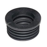 Манжета чёрная Ø 40–32 мм купить в интернет-магазине Азбука Сантехники