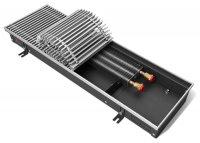 Конвектор внутрипольный водяной TECHNO KVZ 200-105-1800, Без вентилятора, 733 Вт купить в интернет-магазине Азбука Сантехники