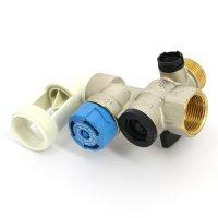 """Группа безопасности водонагревателя Flamco Flexbrane CE-H 3/4"""" горизонтальная купить в интернет-магазине Азбука Сантехники"""