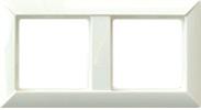 Jung EcoProfi Слоновая кость Рамка 2-постовая купить в интернет-магазине Азбука Сантехники