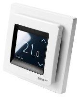 Терморегулятор Devi Touch white купить в интернет-магазине Азбука Сантехники