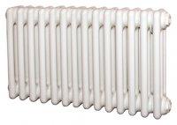 Трубчатый радиатор 3-трубный Arbonia 3050 16 секций N12 ¾, белый RAL 9016 купить в интернет-магазине Азбука Сантехники