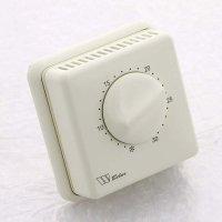 Термостат комнатный WATTS BELUX биметаллический 10 А, 230 В купить в интернет-магазине Азбука Сантехники