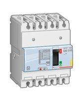Legrand DPX3 160 Автомат 3P 125A 16kA с термомагнитным расцепителем купить в интернет-магазине Азбука Сантехники