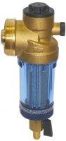"""Фильтр поворотный SYR Ratio Vario FR с обратной промывкой Ø 1"""", для холодной воды купить в интернет-магазине Азбука Сантехники"""