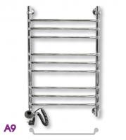 Полотенцесушитель электрический ЭРАТО А9 1200 × 500 купить в интернет-магазине Азбука Сантехники