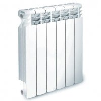 Радиатор биметаллический XTREME 500 × 100 мм, 7 секций купить в интернет-магазине Азбука Сантехники