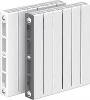 Rifar SUPReMO 350 4 секции, монолитный биметаллический радиатор купить в интернет-магазине Азбука Сантехники