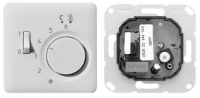 Jung Механизм Регулятор теплого пола 1НЗ-контакт 10(4)А 230V с датчиком температуры купить в интернет-магазине Азбука Сантехники