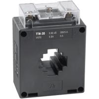 IEK Трансформатор тока ТТИ-30 300/5A 5ВА класс 0,5 купить в интернет-магазине Азбука Сантехники