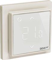 Терморегулятор Devi Devireg Smart Wi-Fi pure white купить в интернет-магазине Азбука Сантехники