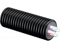 Труба Uponor ECOFLEX QUATTRO 2 × 25 × 2,3-2 × 25 × 3,5/175 мм (бухта 200 м) купить в интернет-магазине Азбука Сантехники