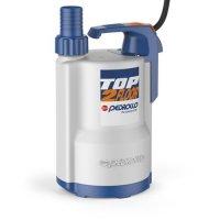 Насос дренажный Pedrollo TOP 2-FLOOR — 0,37 кВт (1x220/240 В, Qmax 160 л/мин, Hmax 8 м, кабель 5 м)