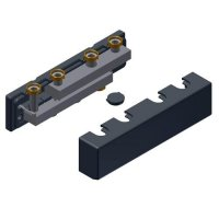 Коллектор для подключения насосных модулей PAS, PASM и HKF Watts VB32, 3 изолированных выхода купить в интернет-магазине Азбука Сантехники