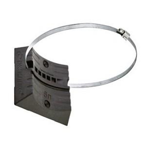 Комплект крепления для бака расширительного ДЖИЛЕКС 18–24 л со стальным хомутом