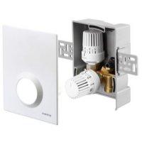 Терморегулятор Oventrop Unibox plus (белый) купить в интернет-магазине Азбука Сантехники