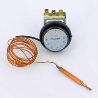 Термостат регулировочный капиллярный 16 А, 400 В EMMETI с трубкой 1500 мм купить в интернет-магазине Азбука Сантехники