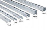 Профиль Walraven 30 × 30 × 2 × 2000 мм WM2 BIS RapidRail купить в интернет-магазине Азбука Сантехники