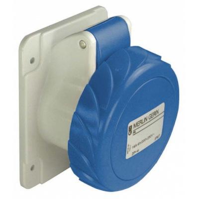 Schneider Electric PRATIKA Розетка встраиваемая 32A 2P+E IP67 220В купить в интернет-магазине Азбука Сантехники
