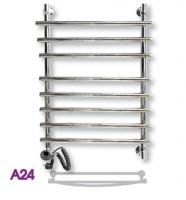 Полотенцесушитель электрический ЭРАТО А24 600 × 400 купить в интернет-магазине Азбука Сантехники