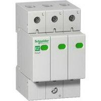 Schneider Electric Easy9 Ограничитель перенапряжений 3P 45kA TN-C купить в интернет-магазине Азбука Сантехники