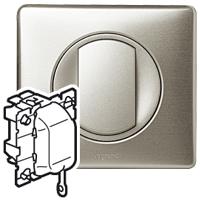 Legrand Celiane Механизм Переключатель кнопочный со шнурком 6A купить в интернет-магазине Азбука Сантехники