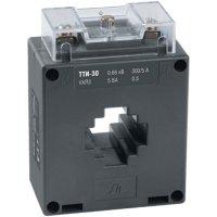 IEK Трансформатор тока ТТИ-30 200/5A 5ВА класс 0,5 купить в интернет-магазине Азбука Сантехники