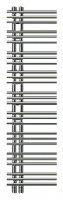 Полотенцесушитель Zehnder Yucca asymmetric YAECR-130-040/RD Chrome правый электрический купить в интернет-магазине Азбука Сантехники