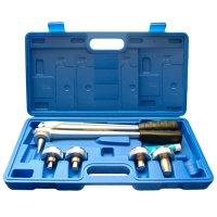 Ручной расширительный инструмент TIM Uponor Q&E на трубах Uponor PE-Xa, диаметром до 32 мм (6 бар) и 28 мм (10 бар) купить в интернет-магазине Азбука Сантехники