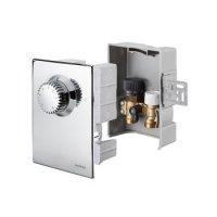 Терморегулятор Oventrop Unibox E plus (хромированный) купить в интернет-магазине Азбука Сантехники