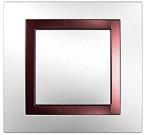Schneider Electric Unica Терракотовый Вставка декоративная купить в интернет-магазине Азбука Сантехники