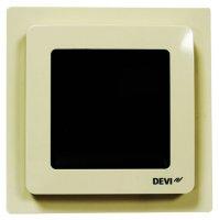 Терморегулятор Devi Touch ivory кремовый купить в интернет-магазине Азбука Сантехники