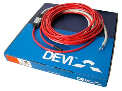 Теплый пол электрический Devi Deviflex 10T — 15 м