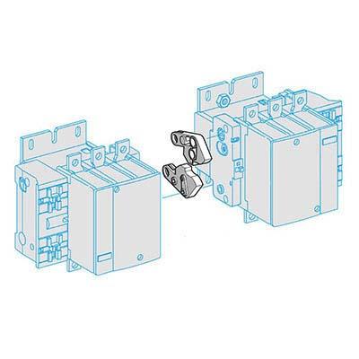 Schneider Electric TeSys E Механический блокиратор для контакторов 200A-250A купить в интернет-магазине Азбука Сантехники