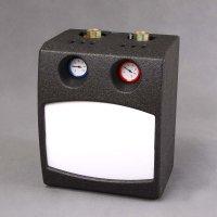 Насосно-смесительный модуль WATTS НКF 8180 без насоса, с 3-ходовым термостатическим клапаном купить в интернет-магазине Азбука Сантехники