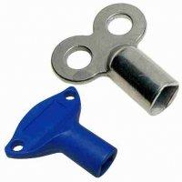 Ключ четырехгранный для воздухоотводчика металлический Watts SS/RDT