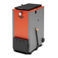 Котел твердотопливный Теплодар Куппер КАРБО 18 с тэном 9 кВт купить в интернет-магазине Азбука Сантехники