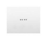 Legrand Galea Life Белый Клавиша 1-ая c линзами точечной подсветки/индикации купить в интернет-магазине Азбука Сантехники