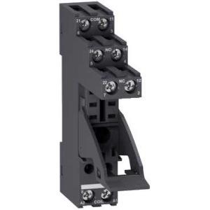 Schneider Electric Колодка для реле раздельные контакты 2 С/О купить в интернет-магазине Азбука Сантехники