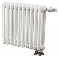 Трубчатый радиатор 3-трубный Arbonia 3030 10 секций N69 твв, белый RAL 9016 (нижнее подключение) купить в интернет-магазине Азбука Сантехники