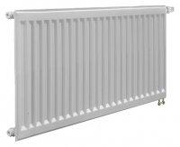 Радиатор стальной панельный Kermi FTV (FKV) therm-x2 Profil-V, Тип 22, 300 × 400 мм, с нижним подключением, 510 Вт